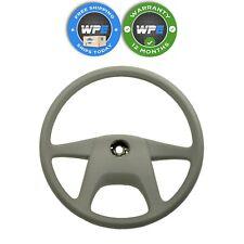 NEW Freightliner Genuine OEM Gray Steering Wheel For Columbia M2 100 106 112 120