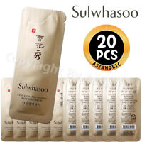 Sulwhasoo Concentrated Ginseng Renewing Serum 1ml x 20pcs (20ml) Sample Newist