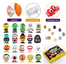 Wind Up Toys Assorted Vampire Zombie Toys Halloween Party Favors Halloween Toys