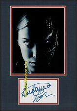 Kristanna Loken Cyborg TX Terminator 3 Rise Of Machines Autograph UACC RD 96