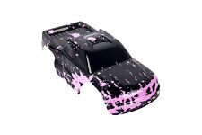 Custom Body Muddy Pink for Traxxas Rustler / Stampede Truck Car Shell Cover