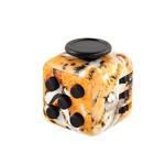 Fun Fidget Cube Spinner Toy Children Desk Adults Stress Pressure Relief Cubes