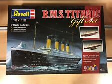 Revell RMS Titanic (2 modelos) 1 700 & 1 1200 05727