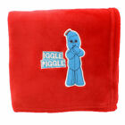 In The Night Garden Iggle Piggle Red Snuggle Blanket Official Merchandise NEW UK