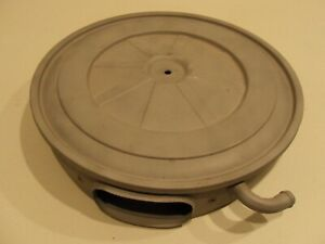 1968 Mustang 200 6-Cylinder Air Cleaner Filter Base and Lid Assembly 68 OEM