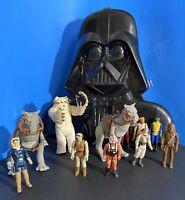 Star Wars Vintage 1980 Action Figures Taun Taun Kenner Action Figure Case