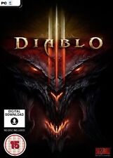 Diablo III 3 PC / Mac Full Digital Game - BATTLE.NET DOWNLOAD KEY