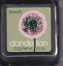 Benefit Dandelion Brightening Face Powder Travel Sample Size Sealed