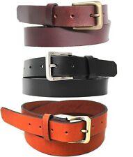 New Genuine Full Grain Leather  Men's  Belt Australian Seller 41008 hide & chic