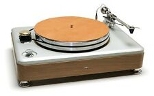 SLIM PROFILE 1.5mm CORK AUDIO MAT DRASTICALLY IMPROVES RECORD PLAYER TURNTABLE
