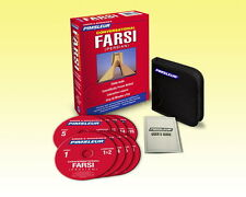 New 8 CD Pimsleur Learn to Speak Farsi (Persian) Language (16 Lessons)