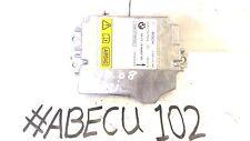 BMW serie 3 1 E81 E82 E87 E90 E91 E92 Módulo De Airbag De control ECU Sensor 9166057