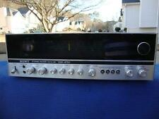 Super Nice Sony SQR-4750 AM/ FM 4 Channel Receiver w/ Phono - Restored Classic
