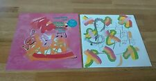 Tom Tom Club Boom Boom Chi UK LP With Inner A2 B1 Fontana Ex/Ex+ Talking Heads