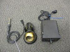 Hakko 936 Adjustable-Temperature Solder Station w/ 907 Iron, Tip, Stand, 599B