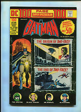 DC 100 PAGE SUPER SPECTACULAR DC-20 (9.2) BATMAN HIGH GRADE!