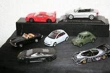 Konvolut alte Fahrzeuge Spielzeugautos Modellautos Lot 1/43 verschiedene Marken