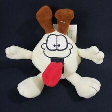 "Odie Slammer Garfield & Friends Plush Smash Talking Toss Toy EUC 4.5"""