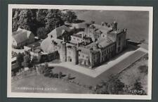 Chiddingstone Castle. Photograph RP postcard Aerial View Kent    z.203