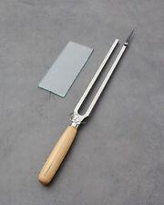 Stahl Stimmgabel c 128 Hz made in Germany  Schreibspitze tuning fork - diapason