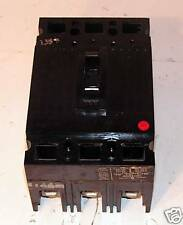 X General Electric 125 amp circuit breaker TED136125