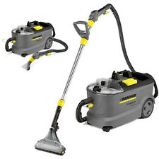 NEW MODEL KARCHER PUZZI 100 10/1 CARPET CLEANER & UPHOLSTERY- FLOOR & HAND TOOL
