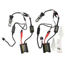 BI-XENON 6000K 55W 9003 HB2 H4 H4-3 Hi/Low BEAM HID HEADLIGHT SLIM BALAST KIT