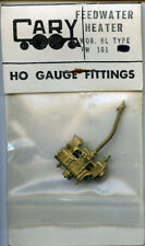 Original Cary HO FW-101 Feedwater Heater - Worthington BL type - NOS
