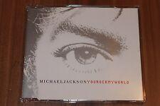 Michael Jackson - You Rock My World (2001) (MCD) (671765 2, EPC 671765 2)