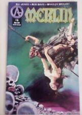 Merlin #5 - Adventure Comics - NEAR MINT - RARE - FIRST PRINTING