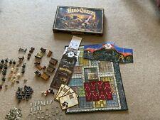 HEROQUEST Board Game-HERO QUEST [ENG, 1989]