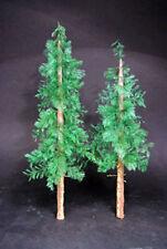 des arbres de pin échelle 1/35 accessoire diorama set - pack de 2 arbre-