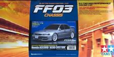 Tamiya 58540 1/10 RC FWD Car Kit FF03 Chassis Honda Accord CD Aero Custom