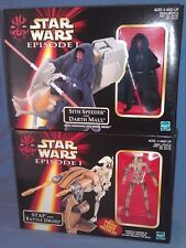 Sith Speeder Darth Maul STAP Battle Droid Star Wars Episode I Hasbro new Sealed
