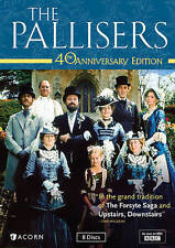 The Pallisers (DVD, 2013, 8-Disc Boxed Set, 40th Anniversary Edition) VERY GOOD