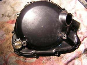 Kawasaki ZX7R Kupplungsdeckel Motordeckel Getriebedeckel Deckel ZX-7R
