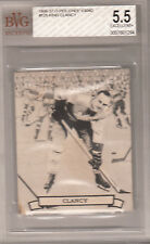 1936-37 O-Pee-Chee V304D #125 KING CLANCY    BVG 5.5 (EXCELLENT+)