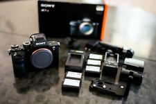 Sony Alpha a7R II (Body Only) with extras