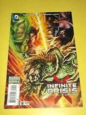 INFINITE CRISIS #9 DC COMICS