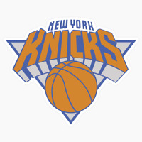 New York Knicks Primary Logo NBA DieCut Vinyl Decal Sticker Buy 1 Get 2 FREE