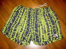 Vtg 80s 90s STARTER Neon athletic Mens LARGE Nylon Baggies swim trunks shorts L