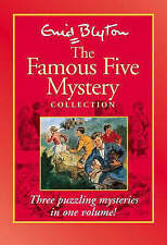 The Famous Five Mystery Collection by Enid Blyton (Hardback)