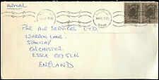 Norway 1980 Cover To UK #C37754