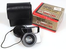 AUXILARY WIDE ANGLE LENS FOR CANON SPRINT, VINTAGE, IN ORIG. BOX
