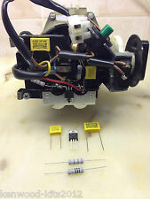 KENWOOD CHEF A901 901P 907 BASIC MOTOR REPAIR KIT, WITH FULL GUIDE & SUPPORT