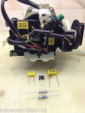 KENWOOD CHEF A901 901P 907 BASIC Motore Kit riparazione, con la piena Guide & SUPPORTO