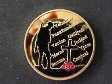 Coin Commemorating Those Who Lost Their Lives In WW1