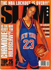 SLAM Magazine, Issue #29, Chamique Holdsclaw Cover, Mint **RARE**