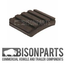 *Scania 3 Series Clutch or Brake Pedal Rubber - 0389035 BP53-070