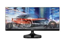 """LG Electronics 34"""" UltraWide Full HD IPS LED Monitor w/ 21:9 Aspect Ratio -Black"""